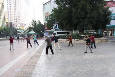 Kunming, Yunnan  Tai Chi