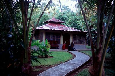 Casa Corcovada Jungle Lodge