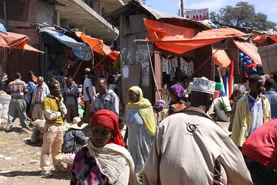 Addis Ababa Mercato (market)