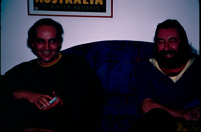 Holgar and Wolfgang in Koln