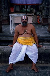 temple holy man