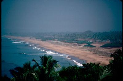 Goan seascape
