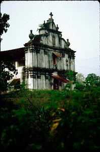 Goan Portuguese church