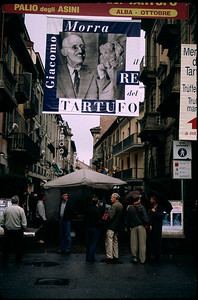 Alba's truffle festival