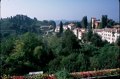 Asolo (in the Veneto)