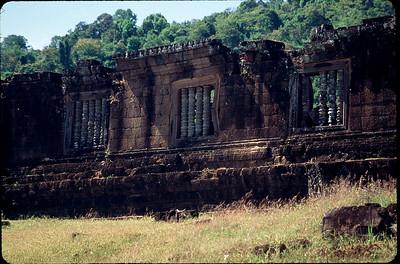 Wat Phou (pre Ankorian Khymer temple)
