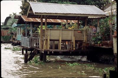 backwaters of Bangkok