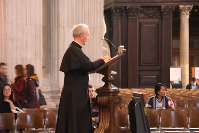 St Paul's sermon