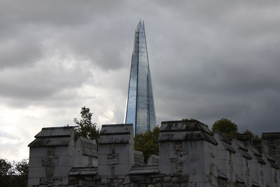 The Shard (tallest building in Europe)
