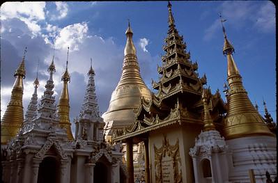 Shwedagon complex