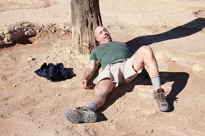 Dead Chuck in DeadVlei