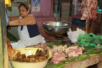 Market in Grenada