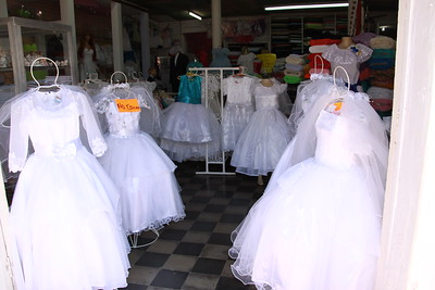 Dresses for Quinceanera (celebration for 15 year old girls)