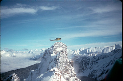 skiing the virgin peaks