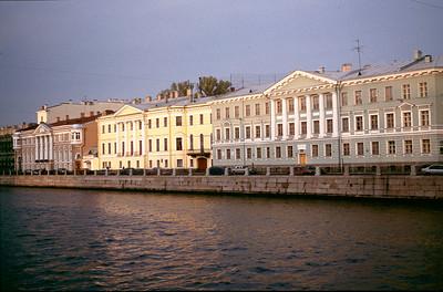 St. Petersburg houses