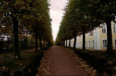 Peterhof (Peter the Great's summer palace)