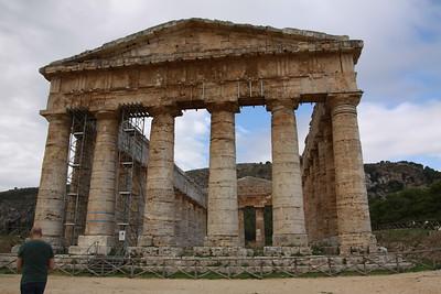 Segesta- 420 BC Doric temple
