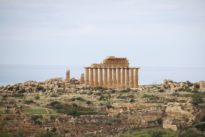 Selinunte-western most colony of ancient Greece