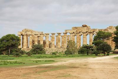 Selinunte Greek ruins