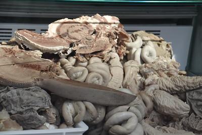 Ballaro street market offal
