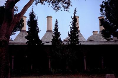 inside Topkapi Palace