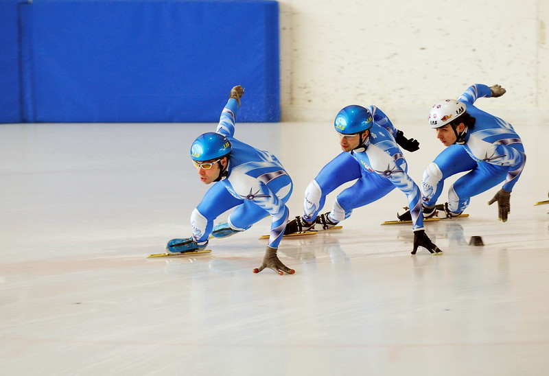Travel-Italy-Bormio - DMK - Short track skaters - male