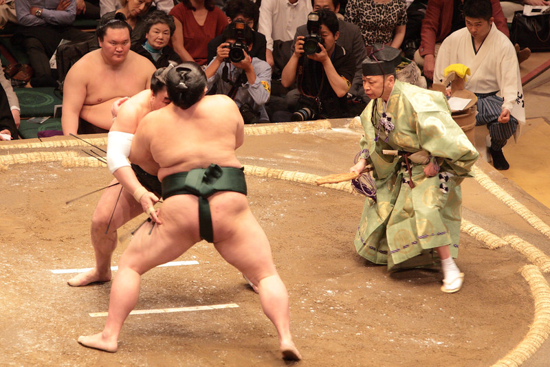 May 2016 Grand Sumo Tournament (Tokyo)