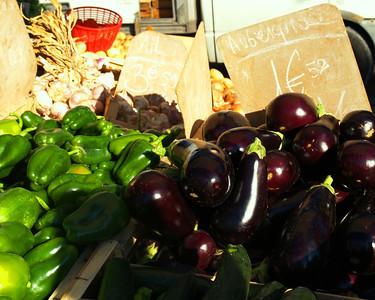 Market Fare  Arles, France