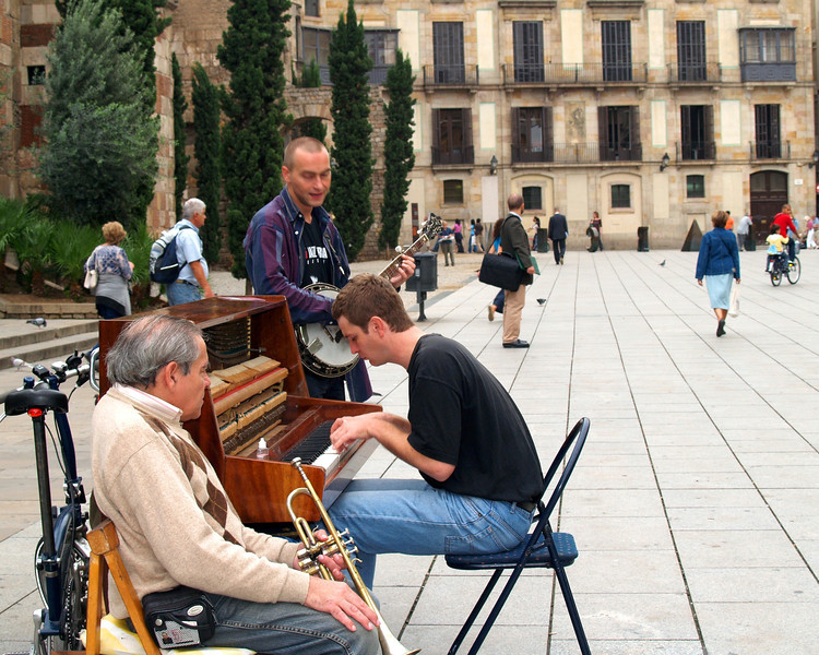 Music Men - Madrid