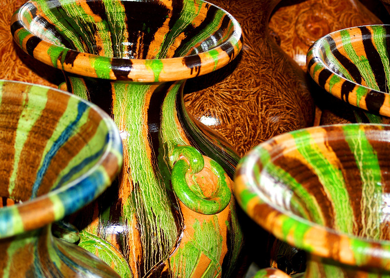 Dominican Republic  - Pottery Factory -