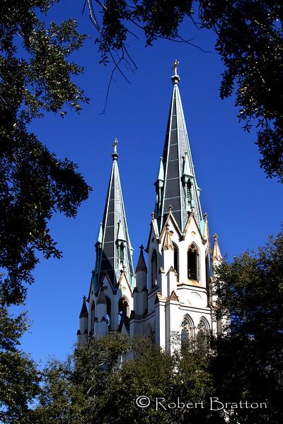 Cathedral of St. John the Baptist - Savannah, GA