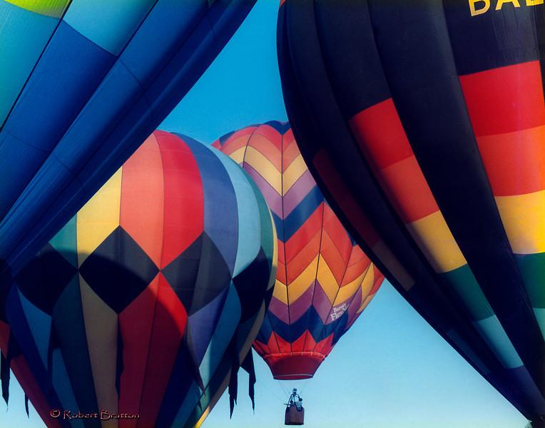 Balloon Races, Helen GA