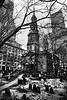 St. Paul's Chapel - New York City after 9/11