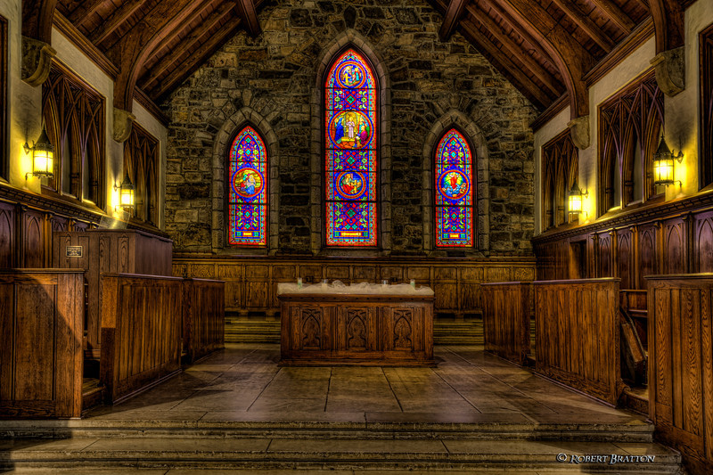 Barnwell Chapel, Berry College, Rome, GA