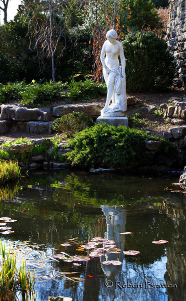 Lady by the Pond, Cheekwood Botanical Gardens, Nashville, TN