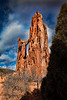 Balanced Rocks - Garden of the Gods, Colorado Springs, CO