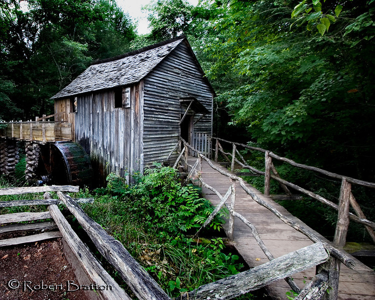Cades Cove Grist Mill, Cades Cove, TN