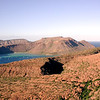 Hiking, Isla Espiritu Santo, Gulf of California, Baja, Mexico