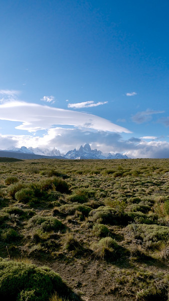 Outside of El Chalten, Patagonia, Argentina