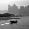 Mountains along Li River near Guilin 6