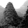 Mountains along Li River near Guilin 1