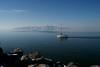 Winter Boating on the Great Salt Lake UT