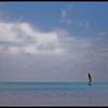 Sailing, Caye Caulker, Belize.