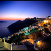 Night #2, Santrini, Greece.