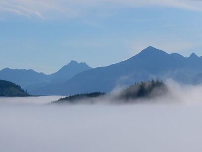 Islands in the Mist, Inside Passage to Alaska