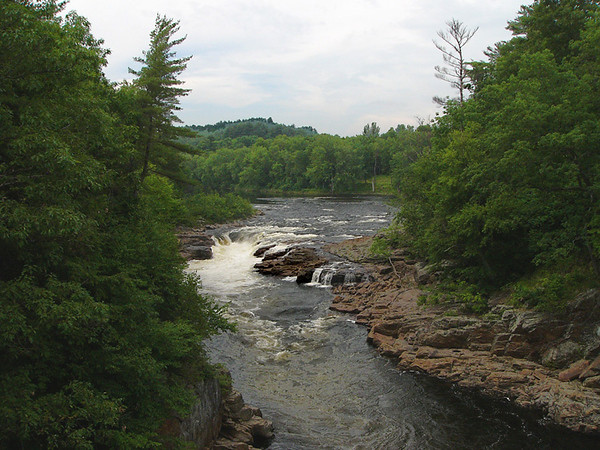 Hudson River, Upper NY State