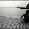 Ian, South Water Caye, Belize.