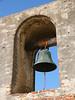 Mission Bell at San Juan Capistrano, CA