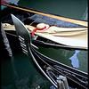 Gondolas, Venice, Italy.