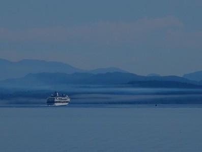 Cruising the Inside Passage to Alaska